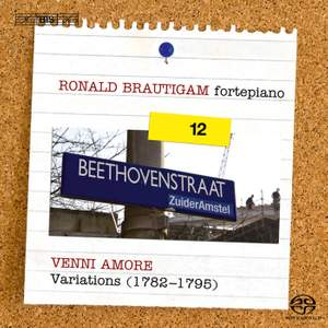 Beethoven - Complete Works for Solo Piano Volume 12
