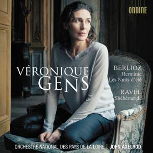 Véronique Gens sings Berlioz & Ravel