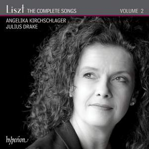 Liszt: The Complete Songs Volume 2 - Angelika Kirchschlager Product Image