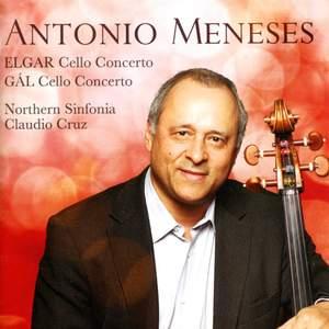 Hans Gál & Elgar: Cello Concertos