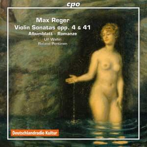 Reger: Violin Sonatas Nos. 2 & 3