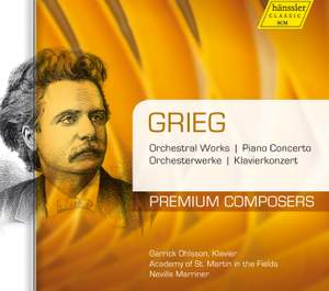 Grieg: Famous Orchestral Works
