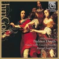 Schütz: Psalms of David, SWV 22-47 (Op. 2)