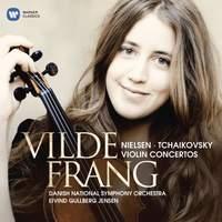 Nielsen & Tchaikovsky: Violin Concertos