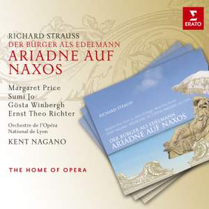 Strauss, R: Ariadne auf Naxos (original 1912 version)
