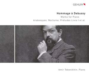 Hommage à Debussy: Works for Piano Vol. 2