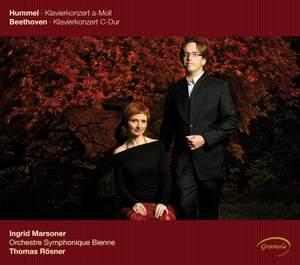 Beethoven & Hummel: Piano Concertos
