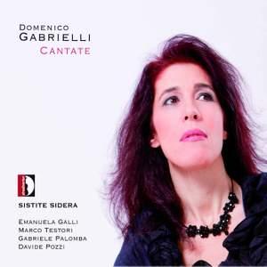 Domenico Gabrielli: Cantate