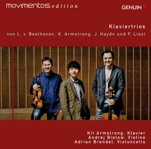 Beethoven, Armstrong, Haydn & Liszt: Piano Trios