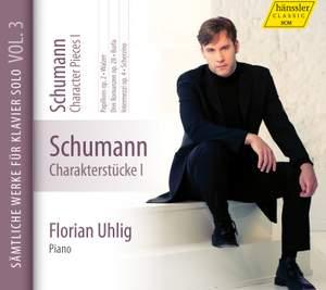 Schumann: Complete Piano Works Volume 3