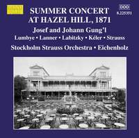 Summer Concert at Hazel Hill, 1871