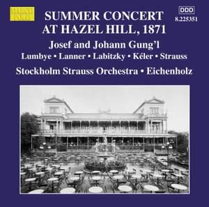 Summer Concert at Hazel Hill, 1871 Product Image