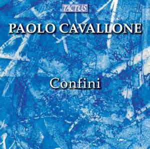 Paolo Cavallone: Confini Product Image