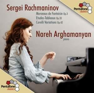 Nareh Argamanyan plays Rachmaninov