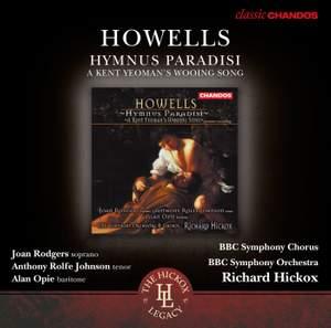 Howells: Hymnus Paradisi