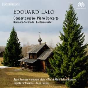 Lalo: Concerto Russe & Piano Concerto Product Image