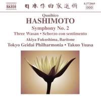 Qunihico Hashimoto: Symphony No. 2