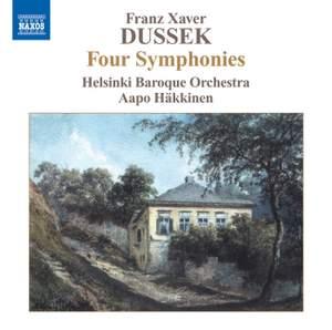 Xaver Dussek: Four Symphonies Product Image