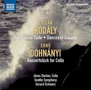 Gerard Schwarz conducts Kodály & Dohnányi