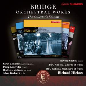 Bridge: Orchestral Works, Volumes 1-6 Product Image