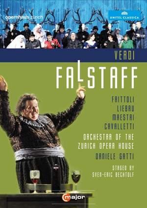 Verdi: Falstaff Product Image