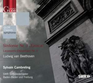 Beethoven: Symphony No. 3 & Leonora Overture No. 1 Product Image