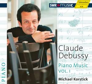 Debussy: Piano Music Volume 1