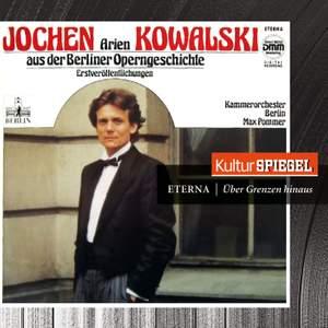 Arias aus der Berliner Operngeschichte