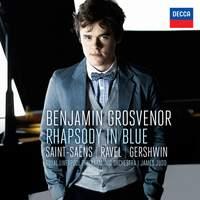 Benjamin Grosvenor plays Rhapsody in Blue