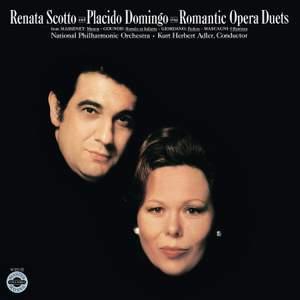 Renata Scotto & Placido Domingo sing Romantic Opera Duets