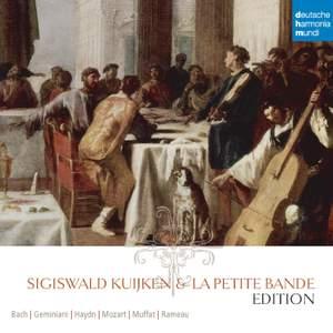 Sigiswald Kuijken Edition & La Petite Bande