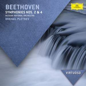 Beethoven: Symphonies Nos. 2 & 4 Product Image