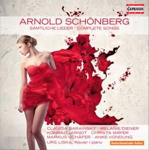 Schönberg: Complete Songs