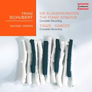 Schubert: Complete Piano Sonatas & Complete Dances for Piano
