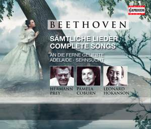 Beethoven: Complete Songs for Voice and Piano
