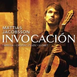 Mattias Jacobsson: Invocación