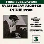 Sviatoslav Richter in the 1950s, Vol. 3