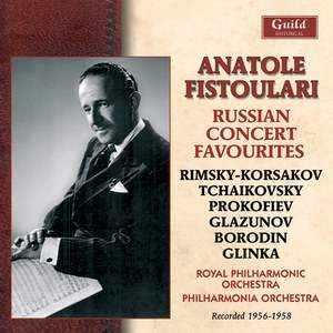 Russian Concert Favourites