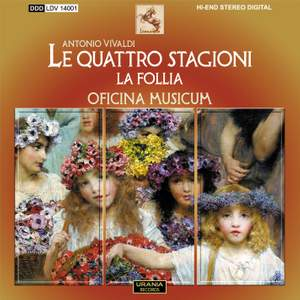 Vivaldi: Le Quattro Stagione & La Folia
