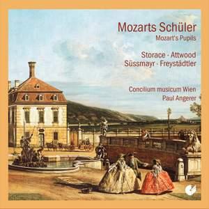 Mozart's Pupils Product Image