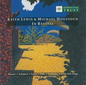 Keith Lewis & Michael Houstoun in Recital