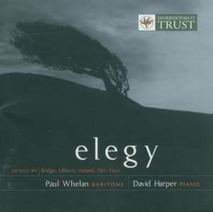 Elegy: Songs for Baritone