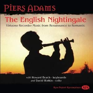 The English Nightingale: Piers Adams