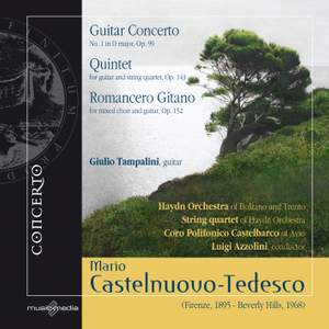 Castelnuovo-Tedesco: Guitar Concerto