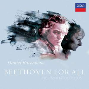 Beethoven For All: The Piano Concertos Product Image