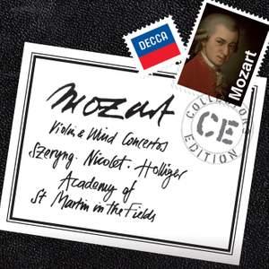 Mozart: Violin & Wind Concertos Product Image