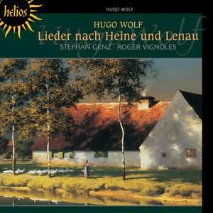 Hugo Wolf: Lieder nach Heine und Lenau Product Image