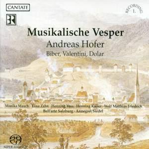 Andreas Hofer: Musikalische Vesper