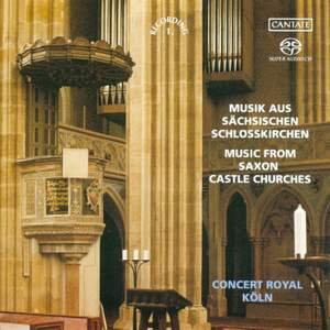 Music from Saxony's Castle Churches