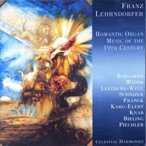 Romantic Organ Music of the 19th Century